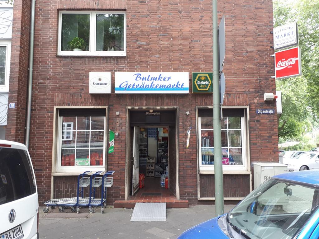 Kiosk Getränkemarkt Blumker