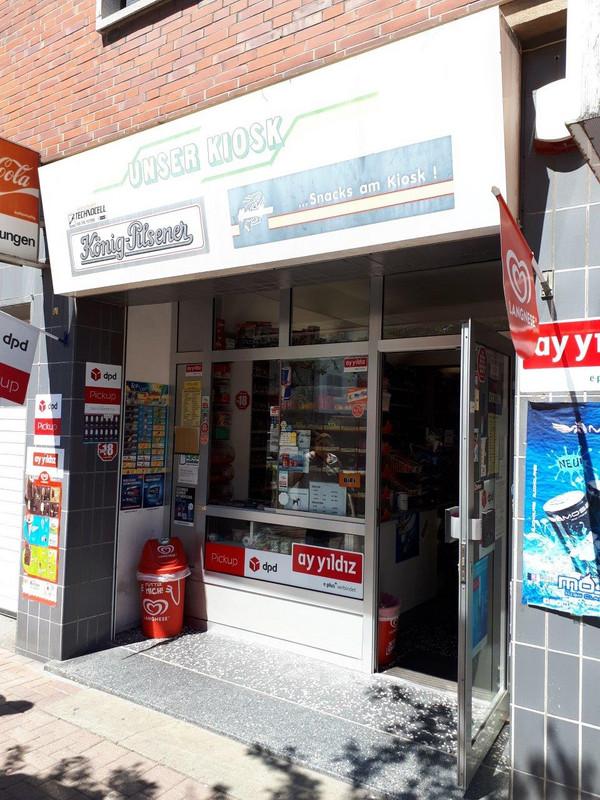 Unser Kiosk